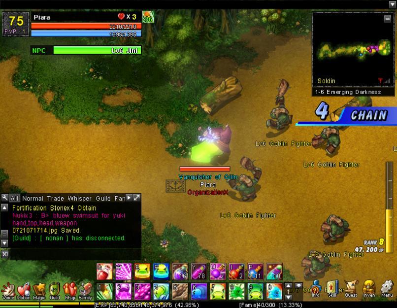 Goblin Attack (1-6H)