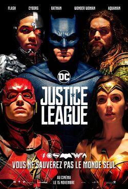 Justice League - Poster final