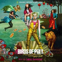 Birds of Prey (soundtrack)