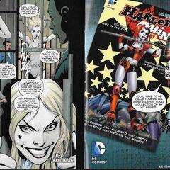 Page 9 et pub pour comics