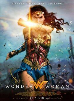 Wonder Woman - Poster final