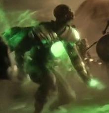 Unidentified Green Lantern