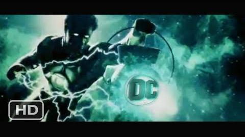 New DC Universe Opening Promo - Every Character Identified!