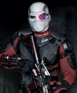 Deadshot Portrait