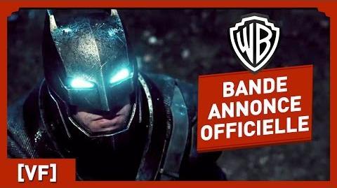 Batman V Superman Dawn of Justice - Bande Annonce Officielle (VF) - Ben Affleck Henry Cavill