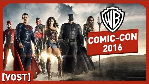 Justice League - Comic-Con 2016 (VOST)