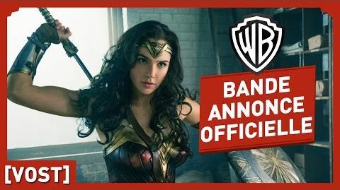 Wonder Woman - Bande Annonce Officielle 2 (VOST) - Gal Gadot