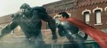 Superman affronte Nam-Ek