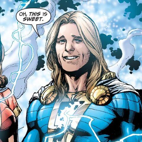 Shazam Jr. dans les comics