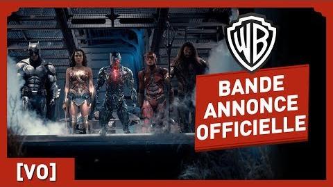 Justice League - Bande Annonce Officielle 2 (VO)