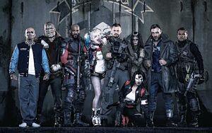 Suicide-Squad l'équipe
