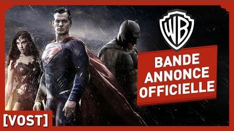 Batman V Superman L'Aube de la Justice - Bande Annonce Officielle 4 (VOST)