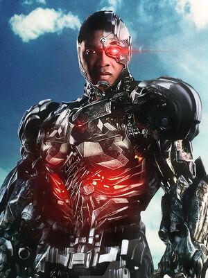 Cyborg- Portrait