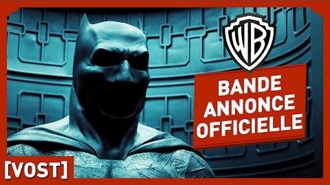 Batman VS Superman Dawn of Justice - Bande Annonce Officielle (VOST) - Ben Affleck Henry Cavill