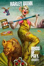BirdsofPreys Poster Harley