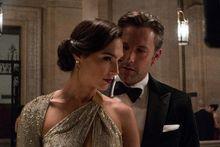 Diana Prince et Bruce Wayne