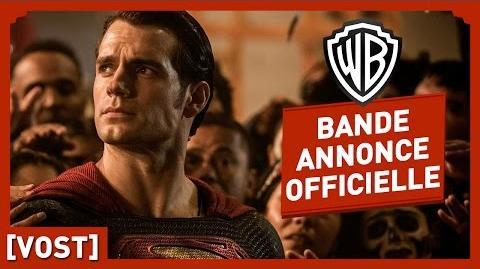 Batman V Superman L'Aube de la Justice - Bande Annonce Officielle Comic Con 2015 (VOST)