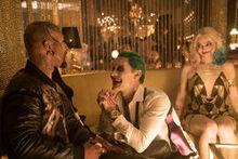 Monster T Joker et Harley Quinn