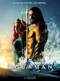 Aquaman - Affiche finale