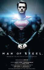 Man of Steel : La Novélisation officielle du film