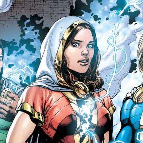 Mary Marvel dans les comics
