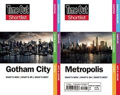 Time Out Shortlist Gotham and Metropolis