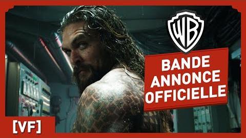 Aquaman - Bande Annonce Officielle (VF) - Jason Momoa Amber Heard-0