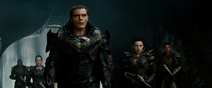 Sword of Rao storms the Kryptonian council