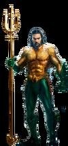 Aquaman Render DCEU