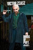 BirdsofPreys Poster VictorZsasz