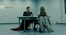 Superman et Lois complexe militaire