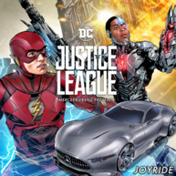 Mercedes-Benz Presents: Justice League