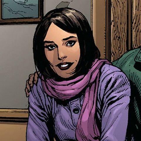 Rosa Vasquez dans les comics
