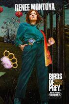BirdsofPreys Poster ReneMontoya