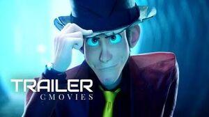 Lupin III THE FIRST I Trailer HD