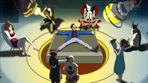 Lupin III Italian Game SP Opening