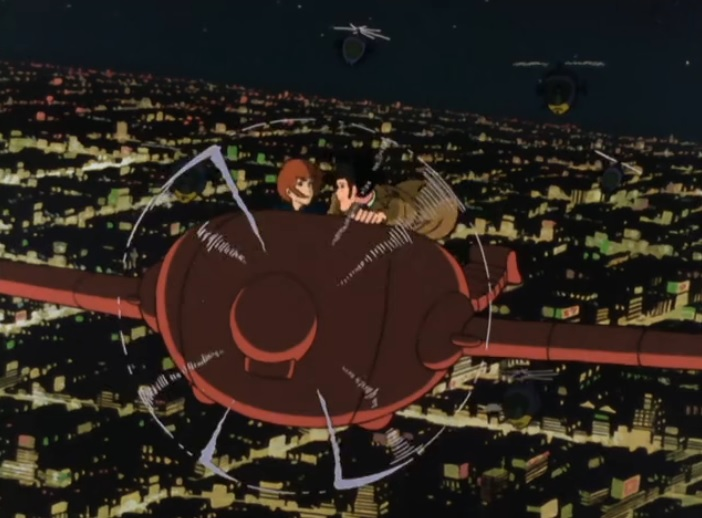 Image result for Lupin III Mechanical Monsters