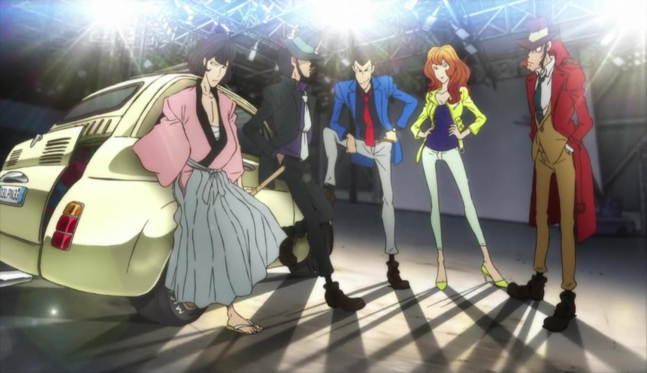 Fujiko Mine Lupin Iii Wiki Fandom