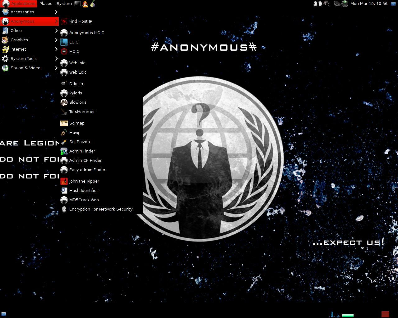 Anonymous Operating System | Lurksomemoar Wiki | FANDOM