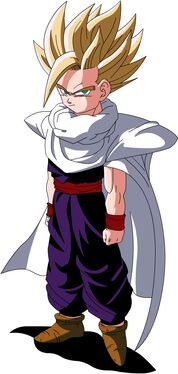 Super Saiyan Teen Gohan