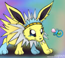 Messy the Jolteon