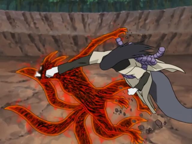 Orochimaru ataca
