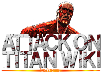 Attack on Titan Wiki Logo - Welcome