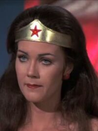 Wonder Woman island is