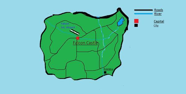 Falcon Island Map V2