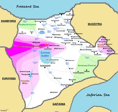 Antalorgia (topography)