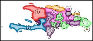 Erezin Halla Districts