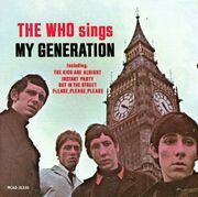The Who - The Who Sings My Generation