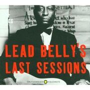 Lead Belly - Lead Belly's Last Sessions