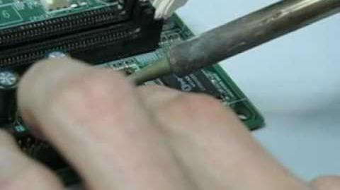 Coreboot hacking How to solder a PLCC socket on your board
